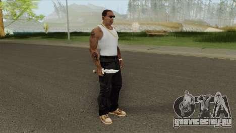 Knife LQ (Manhunt) для GTA San Andreas