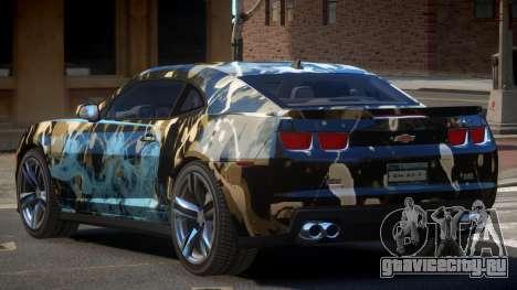 Chevrolet Camaro ZL1 R-Tuned PJ5 для GTA 4