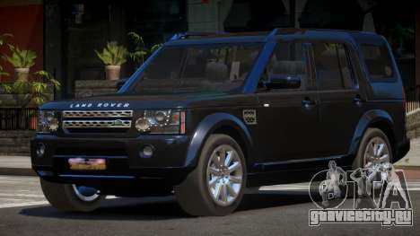 Land Rover Discovery 4 RS для GTA 4