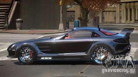 Mercedes Benz SLR H-Style для GTA 4
