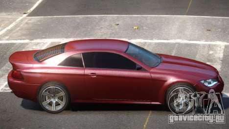 Ubermacht Zion XS для GTA 4