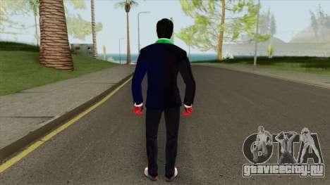 Jeremiah Valeska (Gotham) для GTA San Andreas