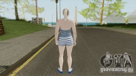 Random Female (GTA Online) для GTA San Andreas