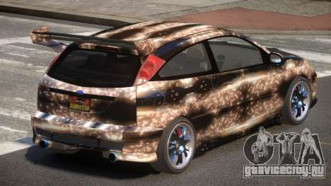 Ford Focus SVT R-Tuning PJ2 для GTA 4