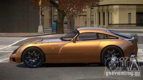 TVR Sagaris GT для GTA 4