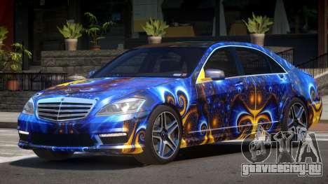 Mercedes-Benz S65 ES PJ3 для GTA 4