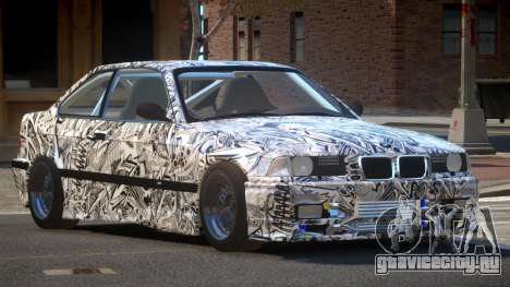 BMW M3 E36 R-Tuned PJ4 для GTA 4