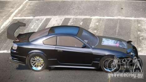 Nissan S330SX D-Style для GTA 4
