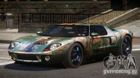 Ford GT S-Tuned PJ6 для GTA 4