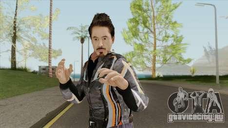 Tony Stark (Avengers: Infinity War) для GTA San Andreas