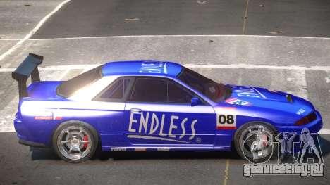 Nissan Skyline R32 D-Style PJ1 для GTA 4