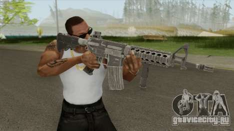 Assault Rifle (RE3 Remake) для GTA San Andreas