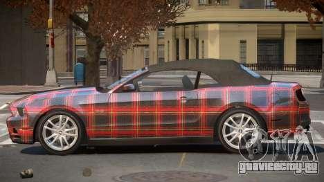 Ford Mustang GT CDI PJ5 для GTA 4