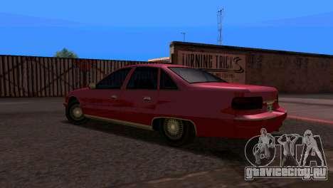 Шевроле Каприс SA стиле 1993  для GTA San Andreas