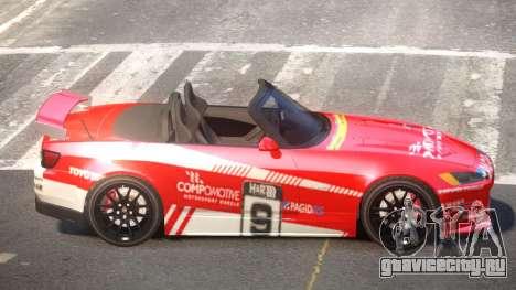 Honda S2000 D-Style PJ4 для GTA 4