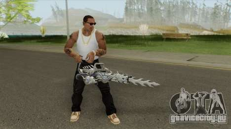 Gatling Gun (Cross Fire) для GTA San Andreas
