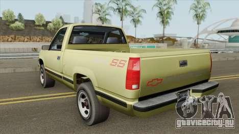 Chevrolet Silverado (454 SS) V1 для GTA San Andreas