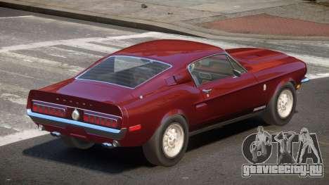 Shelby GT500 MS для GTA 4
