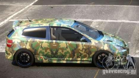 Honda Civic Type R-Tuned PJ6 для GTA 4