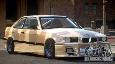 BMW M3 E36 R-Tuned PJ2 для GTA 4