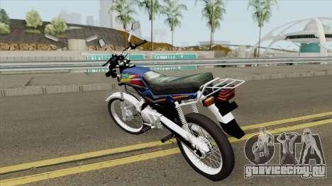 Honda WIN 100 для GTA San Andreas