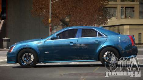 Cadillac CTS-V LR PJ4 для GTA 4