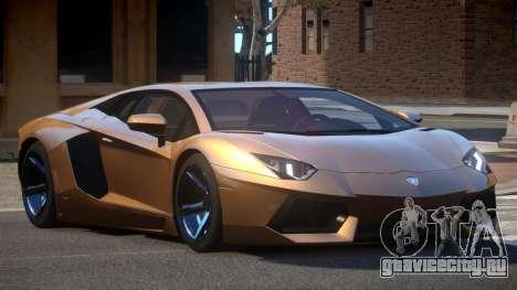 Lamborghini Aventador S-Style для GTA 4