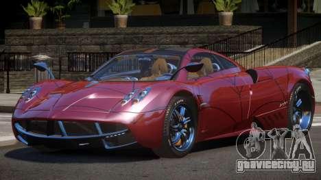 Pagani Huayra R-Tuned PJ5 для GTA 4