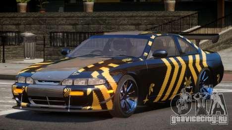 Nissan Silvia S14 R-Tuning PJ3 для GTA 4