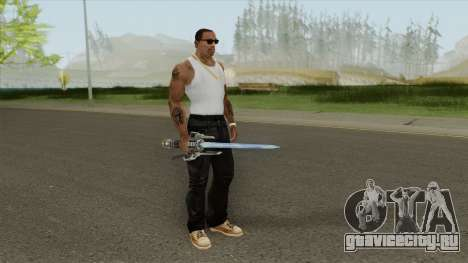 Electric Laser Sword для GTA San Andreas