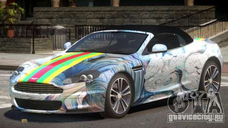 Aston Martin DBS LT PJ2 для GTA 4