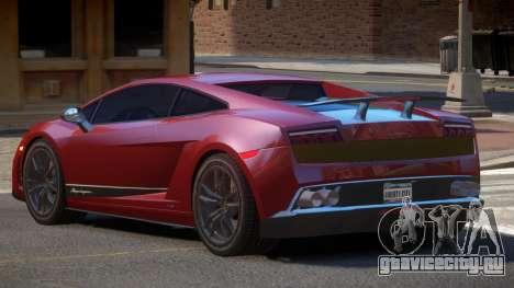 Lamborghini Gallardo LP570 RT для GTA 4