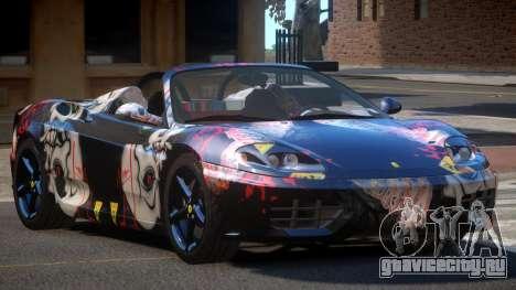 Ferrari 360 SR PJ3 для GTA 4