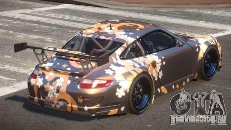 Porsche GT3 R-Style PJ2 для GTA 4