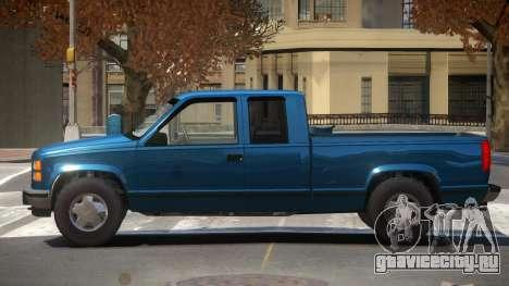 GMC Sierra RT для GTA 4