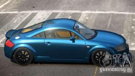Audi TT RGB для GTA 4