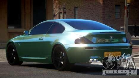BMW M6 F12 SE V1.2 для GTA 4