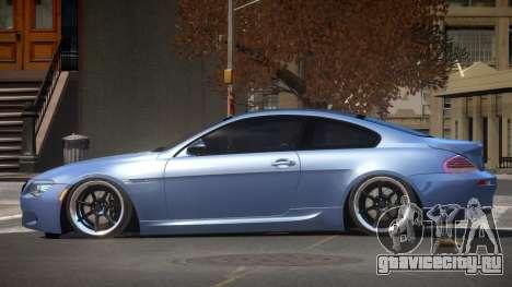 BMW M6 E63 LS для GTA 4
