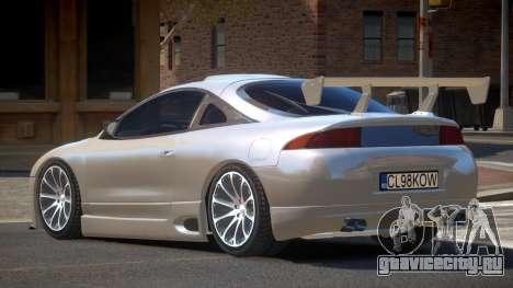 Mitsubishi Eclipse R-Tuned для GTA 4