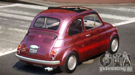 1973 Fiat Abarth PJ5 для GTA 4