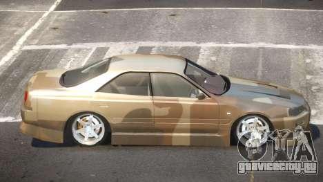 Nissan Skyline R34 SRS PJ1 для GTA 4