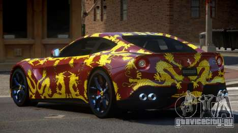 Ferrari F12 GT-S PJ2 для GTA 4
