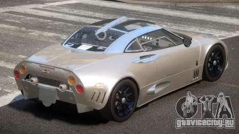 Spyker C8 E-Style для GTA 4