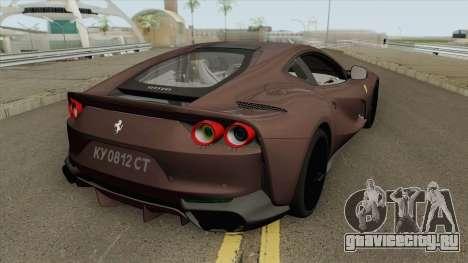 Ferrari 812 Superfast для GTA San Andreas