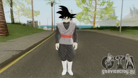 Goku Black V1 (Dragon Ball Super) для GTA San Andreas