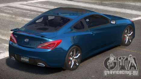 Hyundai Genesis RT для GTA 4