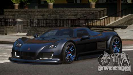 Gumpert Apollo S-Tuned для GTA 4