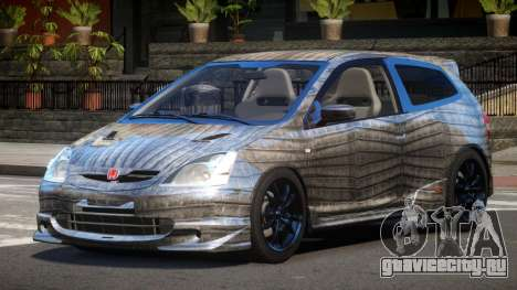 Honda Civic Type R-Tuned PJ2 для GTA 4