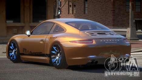 Porsche 911 LR для GTA 4