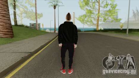Chris Andersen для GTA San Andreas